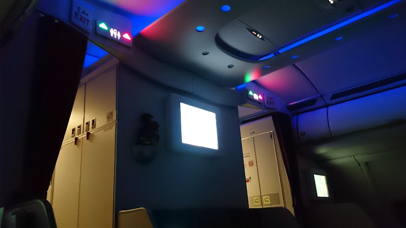 DSC 5093 - REVIEW - Qatar: First Class - Doha to London (A330)