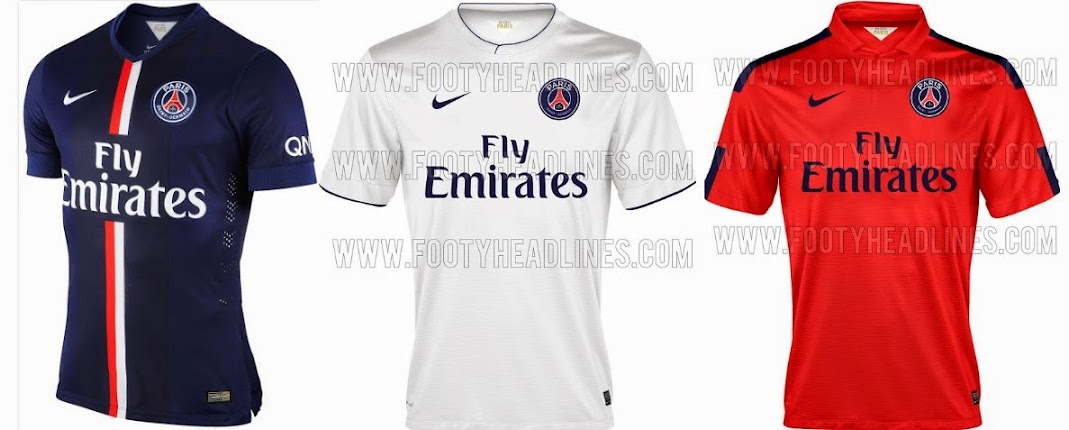 newest 998f7 abc1e Football Jerseys 2014-2015 Official Team Kits Release Dates