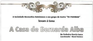 """Uma nova perspectiva de """"A Casa de Bernarda Alba"""""""