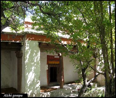Entre monastères et lacs au Petit Tibet Indien - Page 2 10.Alchi