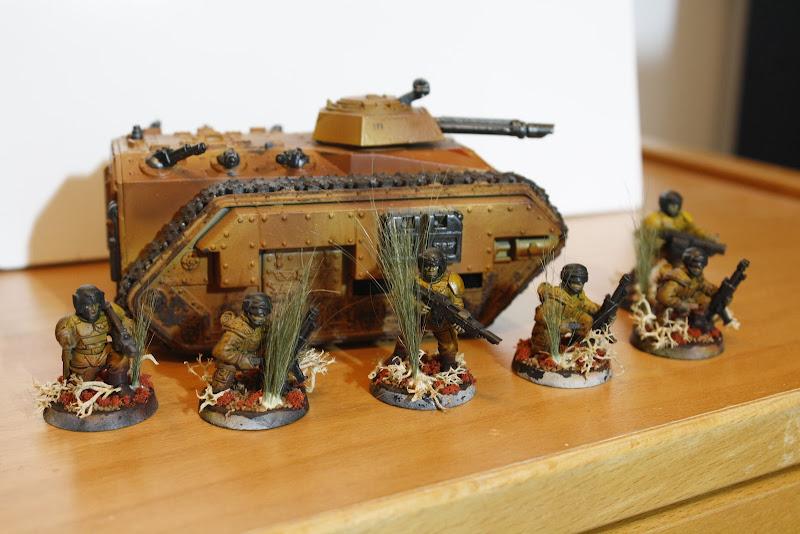 Article : armée IG au airbrush. _MG_5516