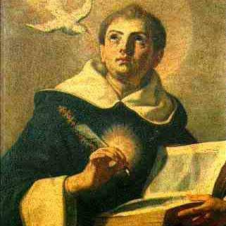 Saint Thomas Aquinas Image