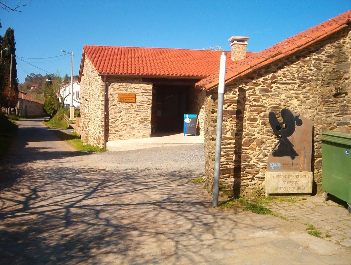 El albergue de Ribadiso inicia el programa de hospitaleros del Camino