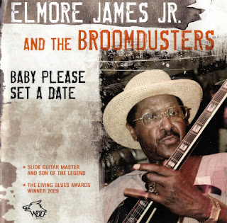 Elmo James Broom Dusters - Sax-ony Boogie / Dumb Woman Blues
