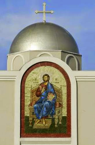 New Mosaic Is Jewel Of Greek Orthodox Church Expansion