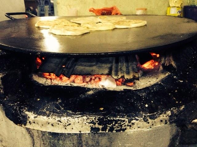 Roti Canai Dapur Arang Tangga Batu