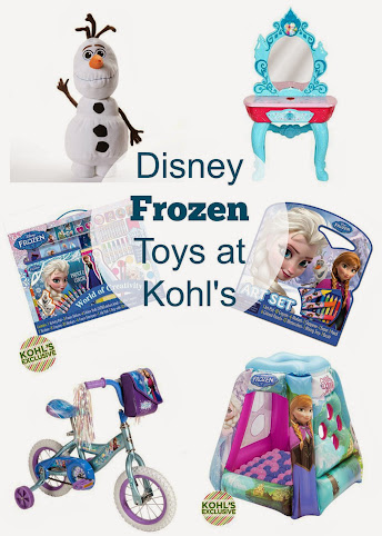 Shop Disney Frozen Toys at Kohl's