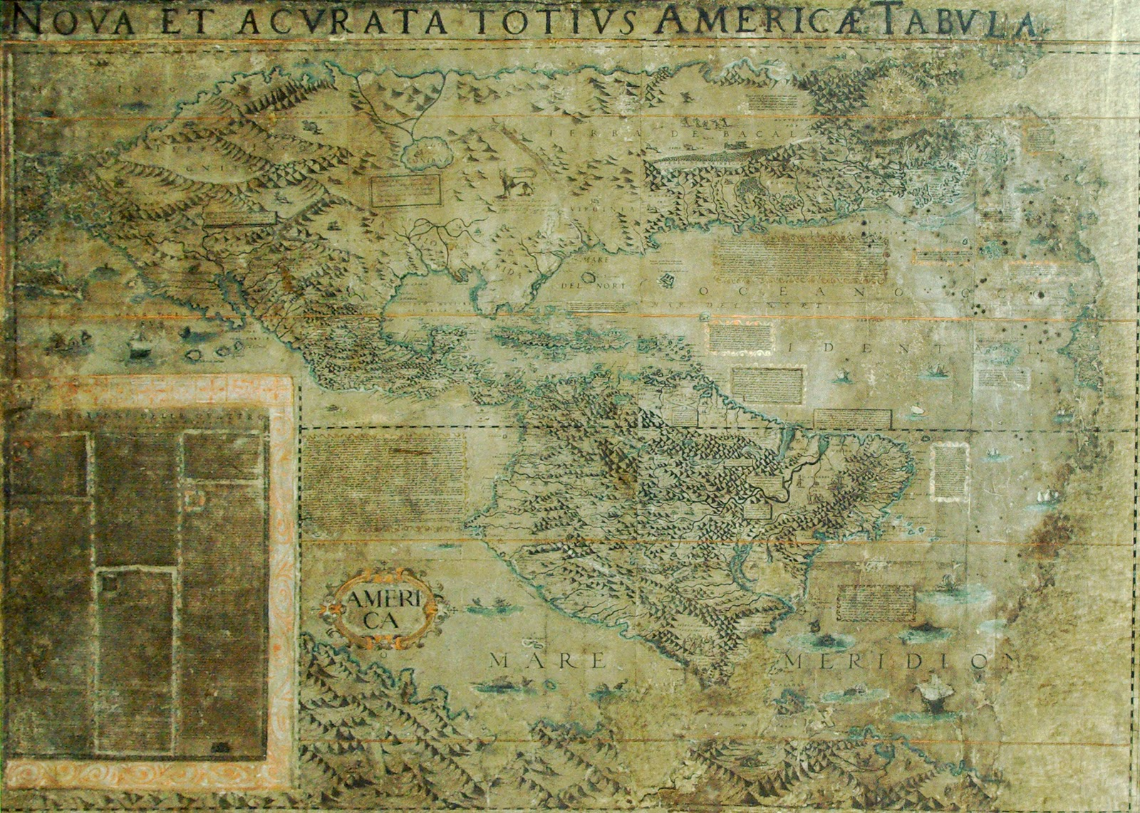 Graham arader maps of the day three large wall maps representing the most important wall maps of continents in existence produced by the most celebrated italian mapmaker gumiabroncs Image collections
