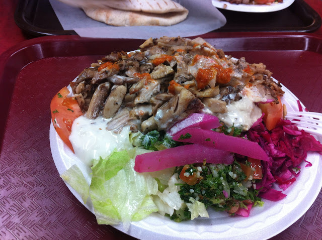 Good food toronto november 2011 for Ali baba mid eastern cuisine