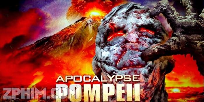 Ảnh trong phim Hiểm Họa Núi Lửa - Apocalypse Pompeii 1
