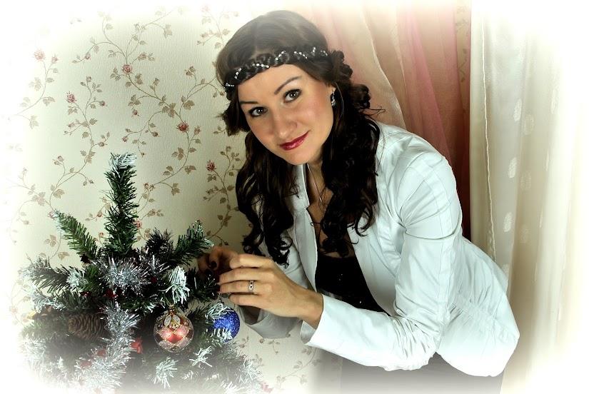 Дарья-ведущая праздников