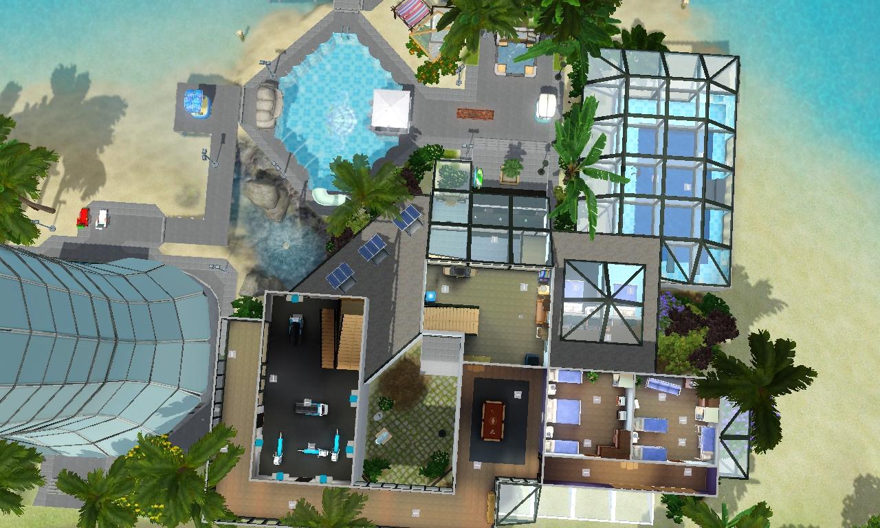 [Tutorial] Cómo tener un hotel 5 estrellas sin necesidad de gastar simoleones. Screenshot-65