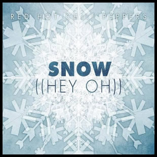 Red Hot Chili Peppers - Snow (Hey Oh) Chords
