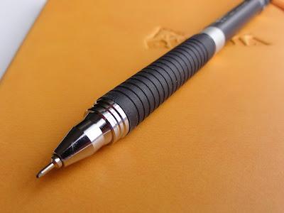 CaseMate Retractable Ballpoint Pens, Black Ink, 1mm, 30pk