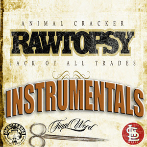 Animal Cracker - Rawtopsy Instrumentals