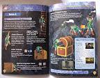 The Legend Of Zelda - Ocarina of Time - Manual interior