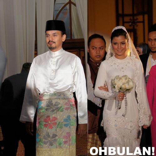 gambar lisa dan yusri berkahwin