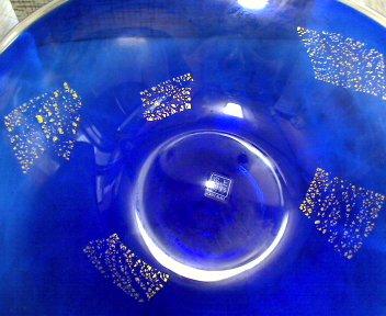 上野良樹 ガラス 鉢