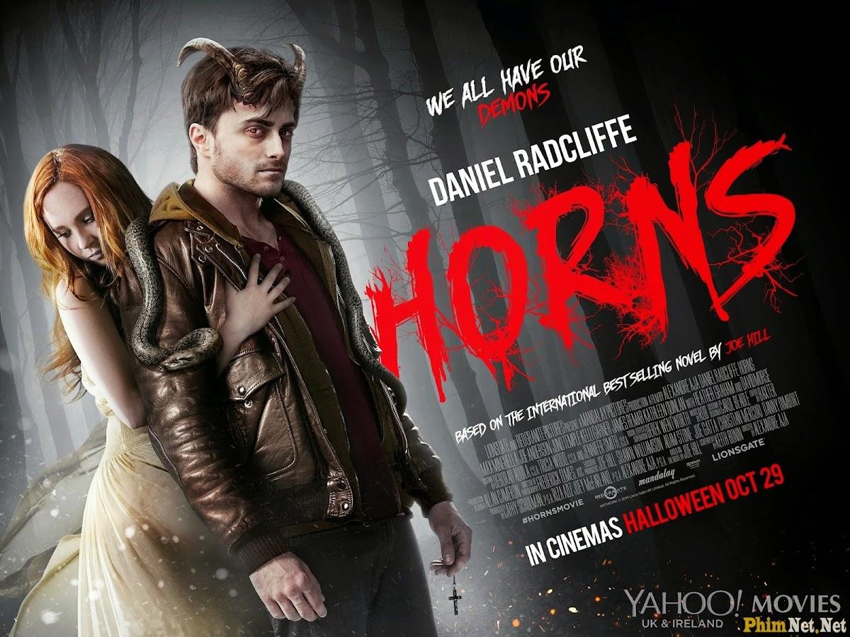 Xem Phim Sừng - Horns - Wallpaper Full HD - Hình nền lớn