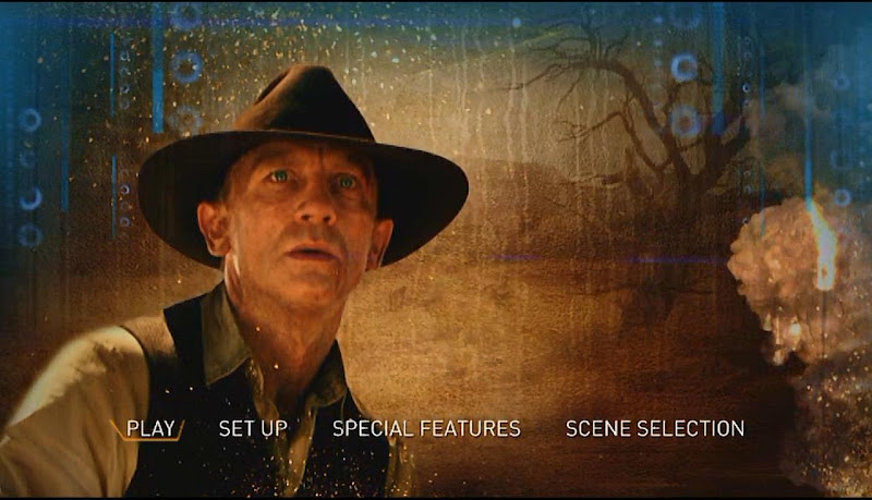 Cowboys & Aliens DVD R Dublado (Autorado)