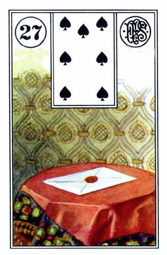 Lenormand kártyajós tanfolyam