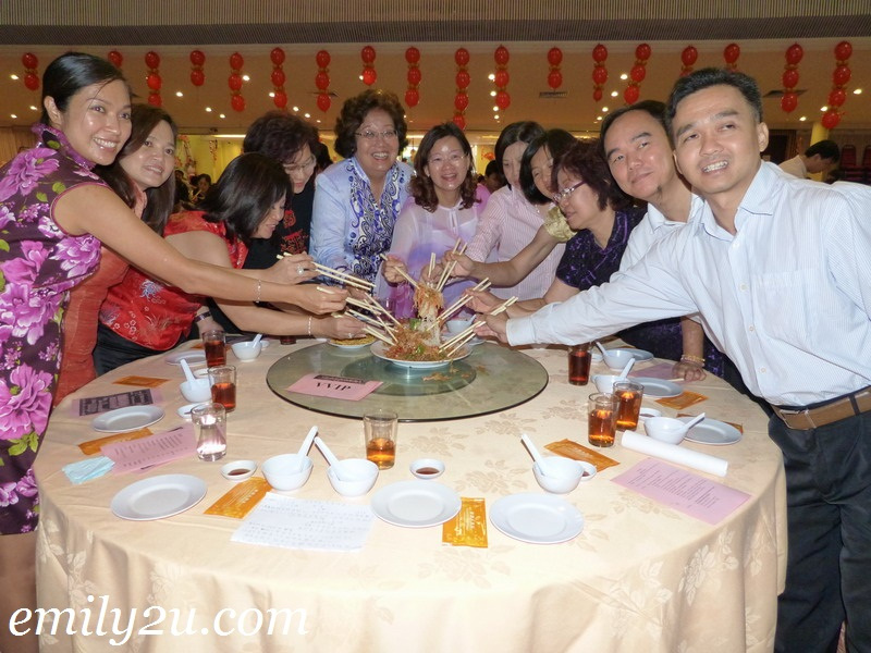 Project Care Love Cookie 2012 CNY Celebration
