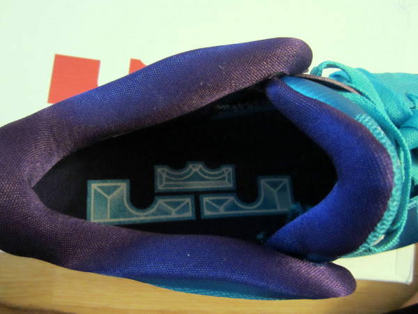 Nike LeBron 9 Low 8220Summit Lake Hornets8221 Available at Eastbay