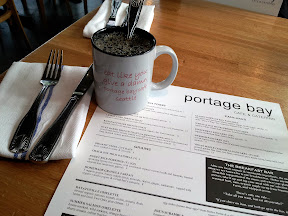Portage Bay Cafe local sustainable breakfast Seattle