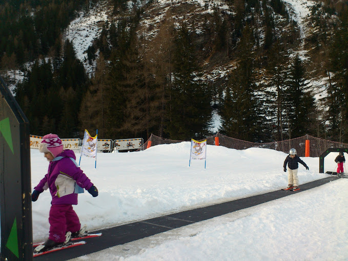 Австрия: Мальниц и Карнтен-горнолыжные курорты юга Австрии.