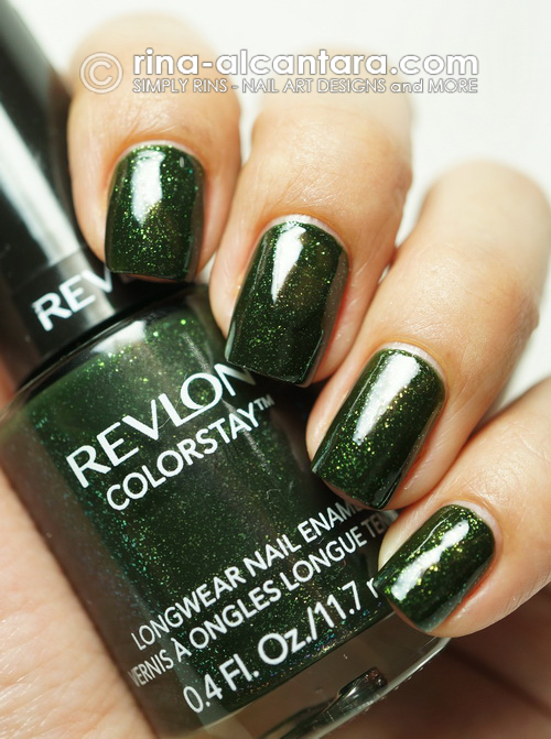 Revlon ColorStay Rainforest