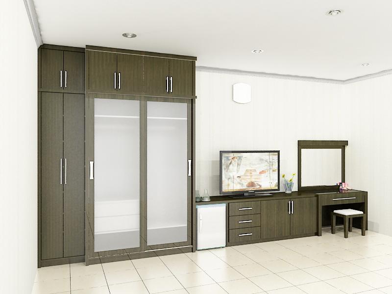 Jasa Interior Apartemen Studio Murah