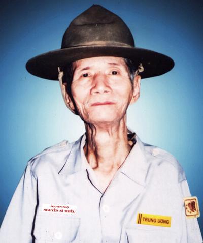 Lời truy tán của TT Thích Thái Hoà trong lễ Phủ kỳ Cố Huynh Trưởng Nguyên Ngộ NGUYỄN SỸ THIỀU