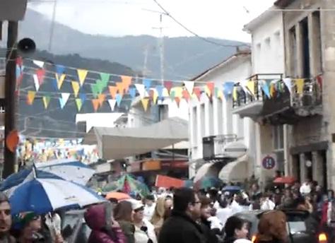 καρναβάλι Δερβενίου 2011