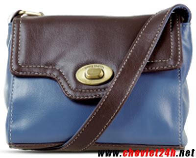 Túi xách Sophie Dasle Blue - ML159BL