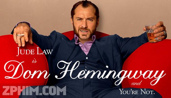 Ảnh trong phim Tay Trộm Huyền Thoại - Dom Hemingway 1