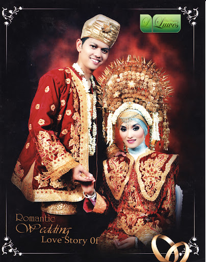 Photo Pengantin Adat Minang