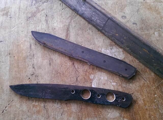 [couteau] Faire son couteau, accessible, et pas si difficile ! IMAG0328