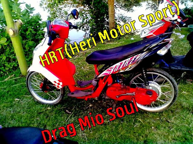 Kumpulan Modifikasi Motor Mio J Velg 17 Terlengkap Kampong Motor