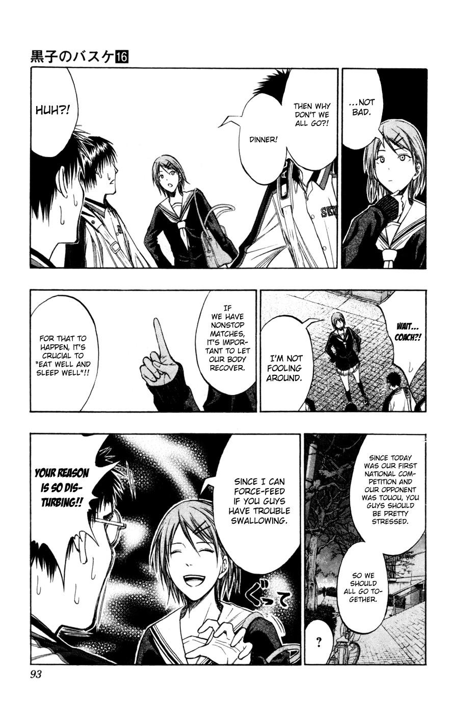 Kuroko no Basket Manga Chapter 140 - Image 03