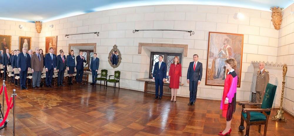 Comitetul Olimpic și Sportiv Român a primit Decorația Regală Nihil Sine Deo