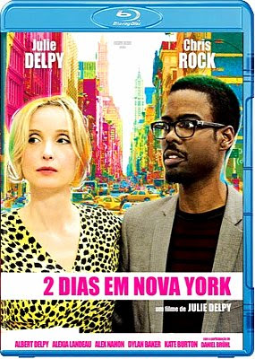 Filme Poster 2 Dias em Nova York BDRip XviD Dual Audio & RMVB Dublado
