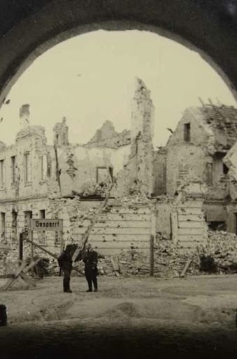 Новые фото Брестской крепости из немецких альбомов