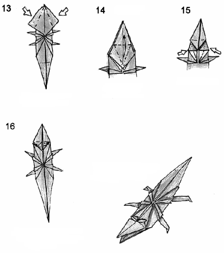 origami mythical creatures instructions