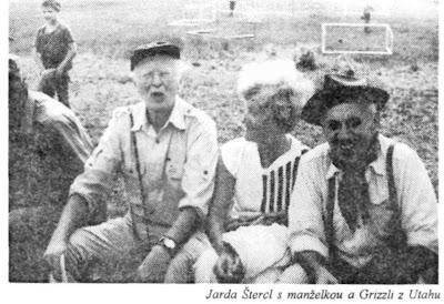 Ztracená Naděje Praha 1918 - Grizzli z Utahu a Štercl