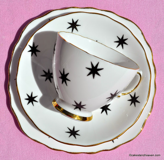 1960s vintage Royal Vale bone china