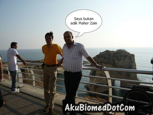 Pengembaraan AkuBiomed ke Beirut, Lubnan