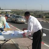 2010.02.21 כביש 443 – החתמת עצומה לכביש בטוח