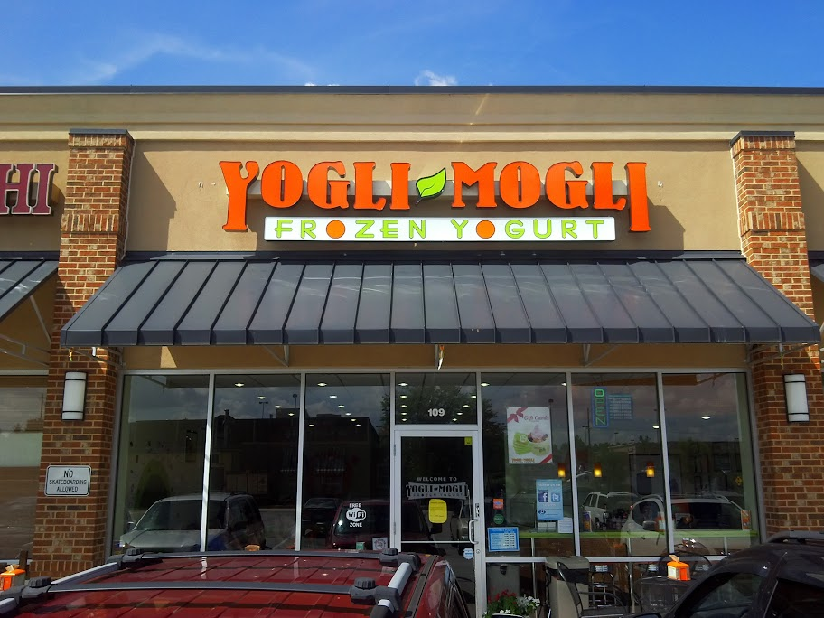 Frozen Yogurt Hiram GA | Yogli Mogli at 5157 Jimmy Lee Smith Pkwy, Hiram, GA