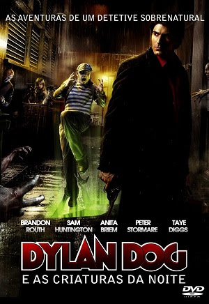 Filme Poster Dylan Dog e as Criaturas Da Noite DVDRip XviD Dual Audio & RMVB Dublado