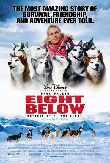 Poster Of Eight Below (2006) Full Movie Hindi Dubbed Free Download Watch Online At Alldownloads4u.Com